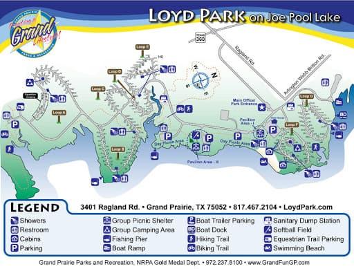 Loyd Park Campground