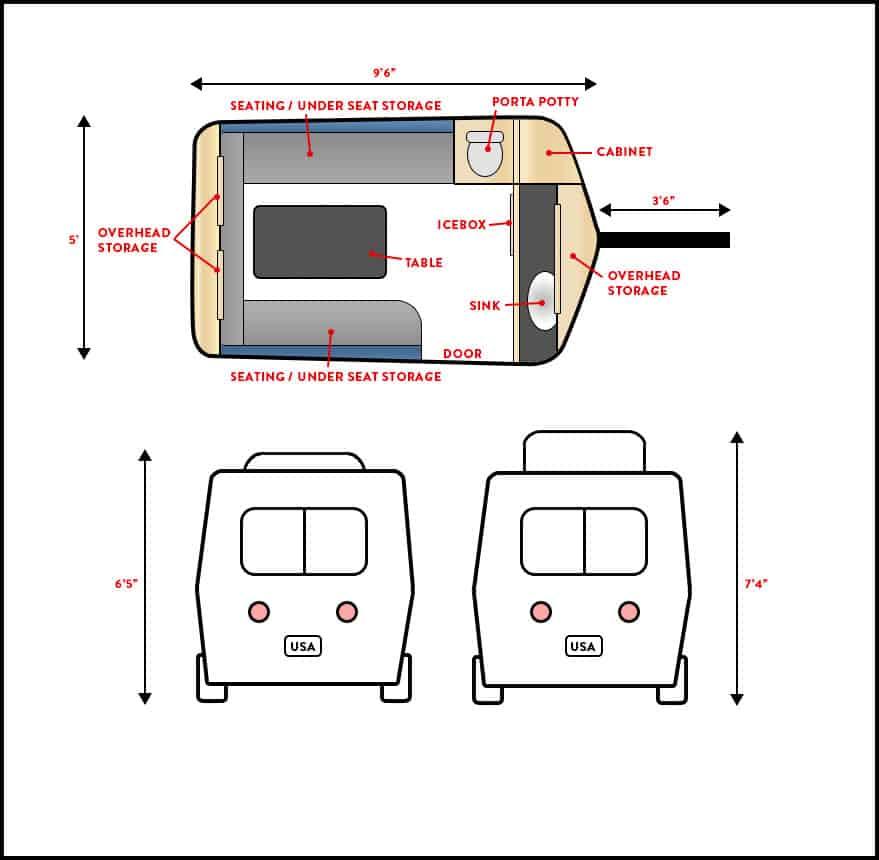 Meerkat Floorplan