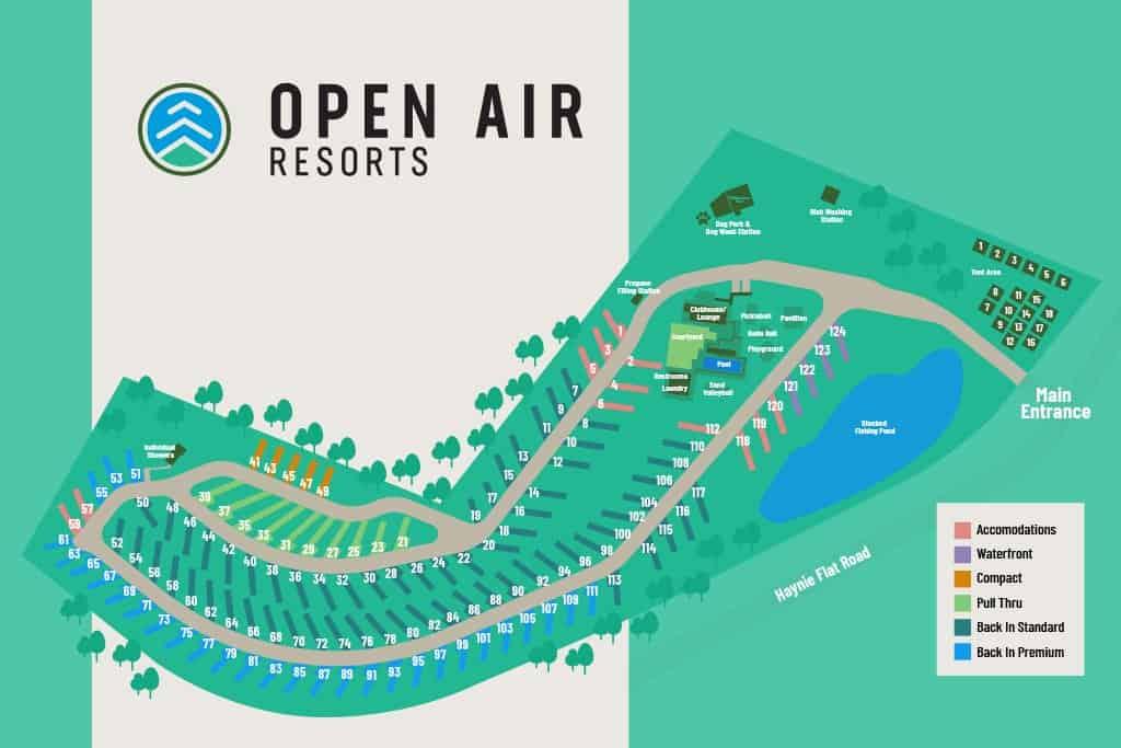 Open Air Resort