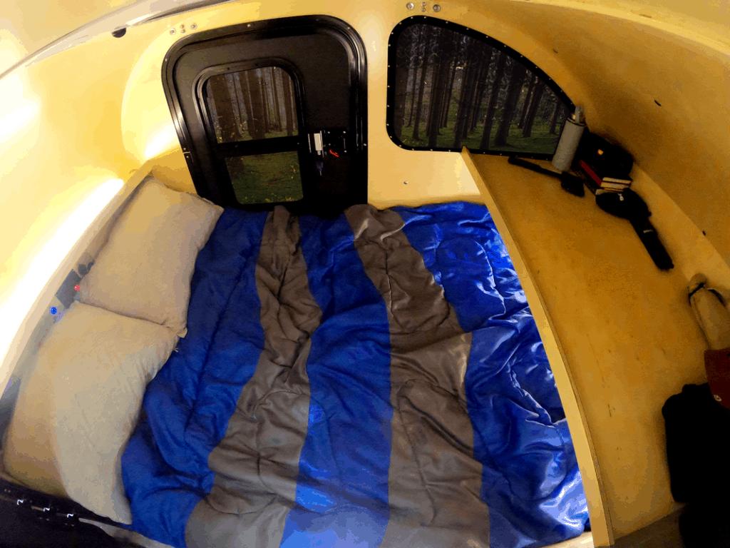 Oregon Trail' R DoDrop Alpha Interior