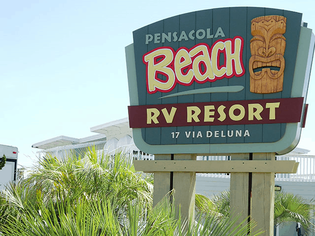 Pensacola Beach RV Park