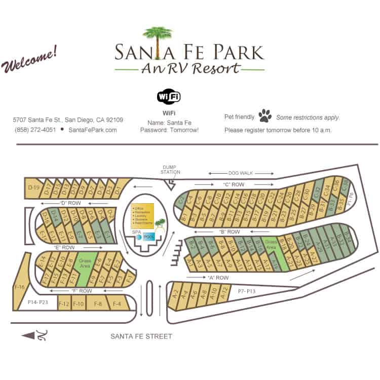 Santa Fe Park RV Resort