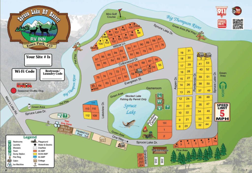 Spruce Lake RV Resort
