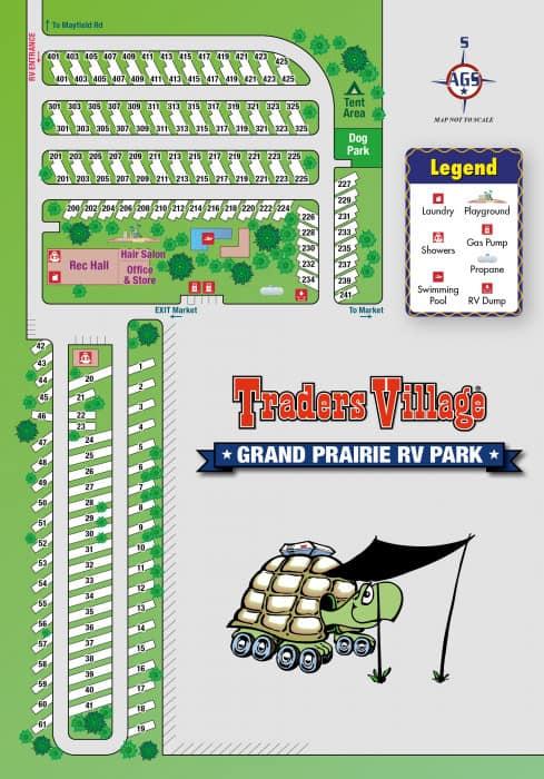 Traders Village RV Park