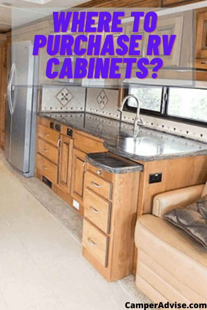 Where to Purchase RV Cabinets
