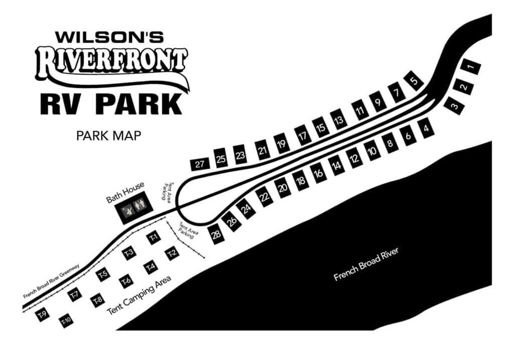 Wilson's Riverfront RV Park