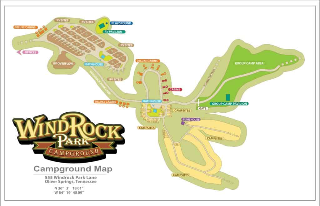 Windrock Park Campground