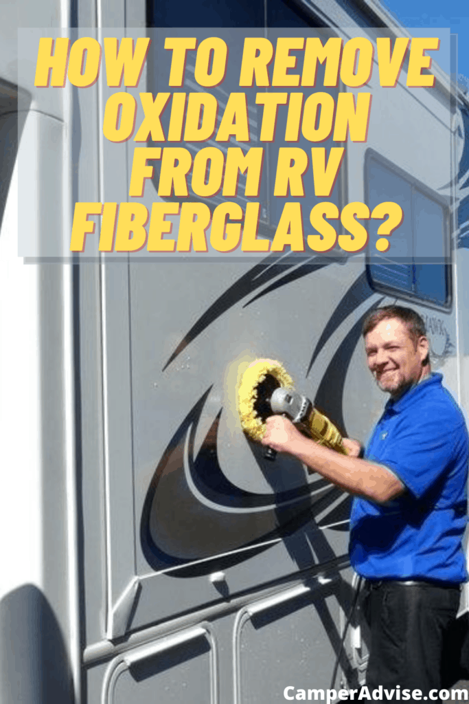How to Remove Oxidation from RV Fiberglass_