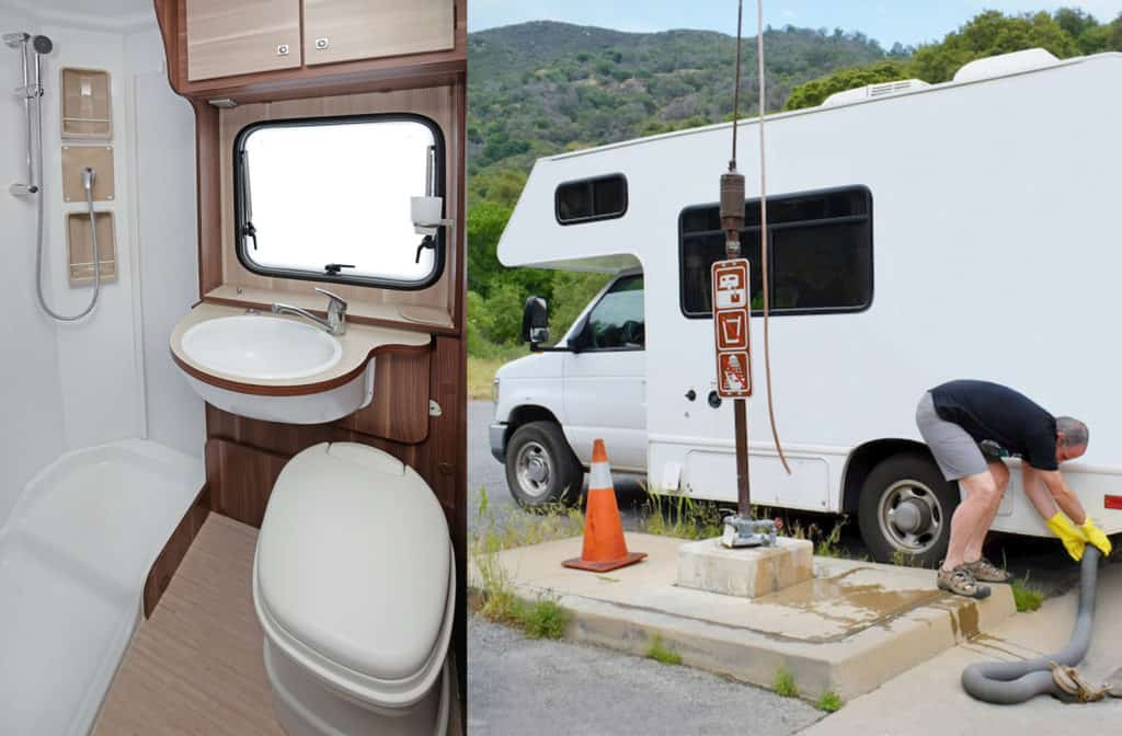 Keep your RV Toilet Maintained Properly