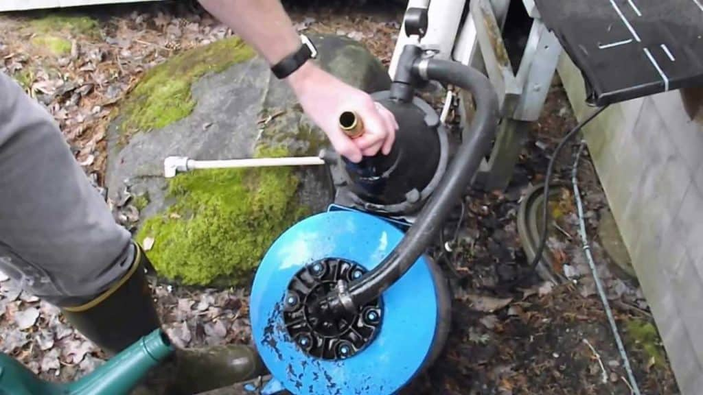 Prime Your RV Water Pump