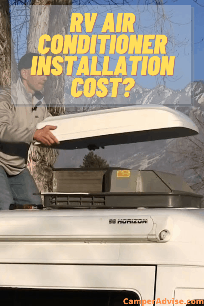 RV Air Conditioner Installation Cost