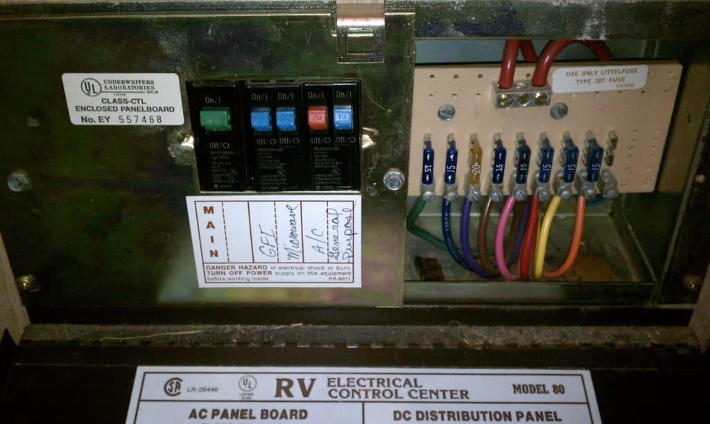 RV Circuit Breakers