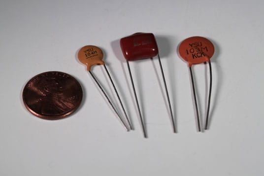 Resistors and Diodes