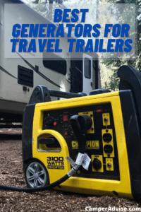 Best Generators for Travel Trailers