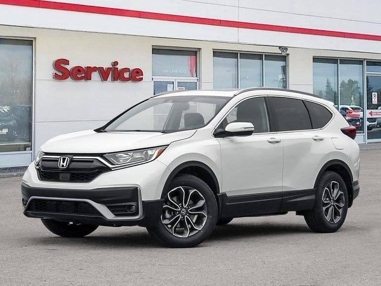 Honda CRV EX-L