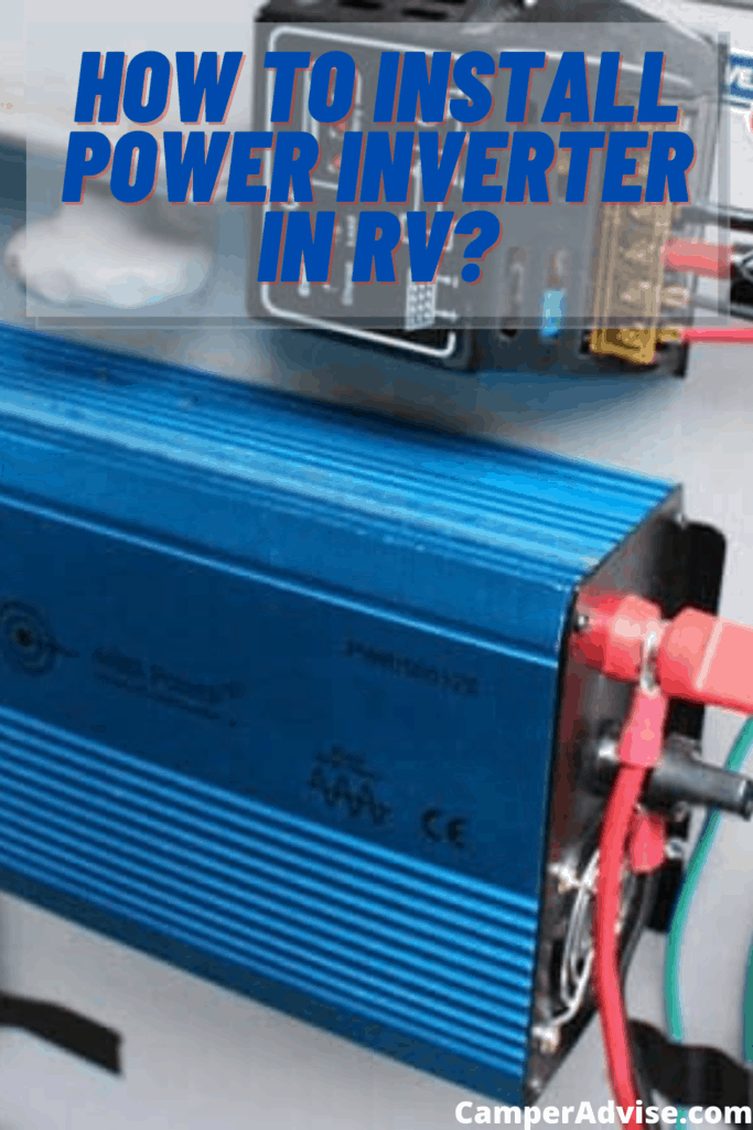 How to Install Power Inverter in RV