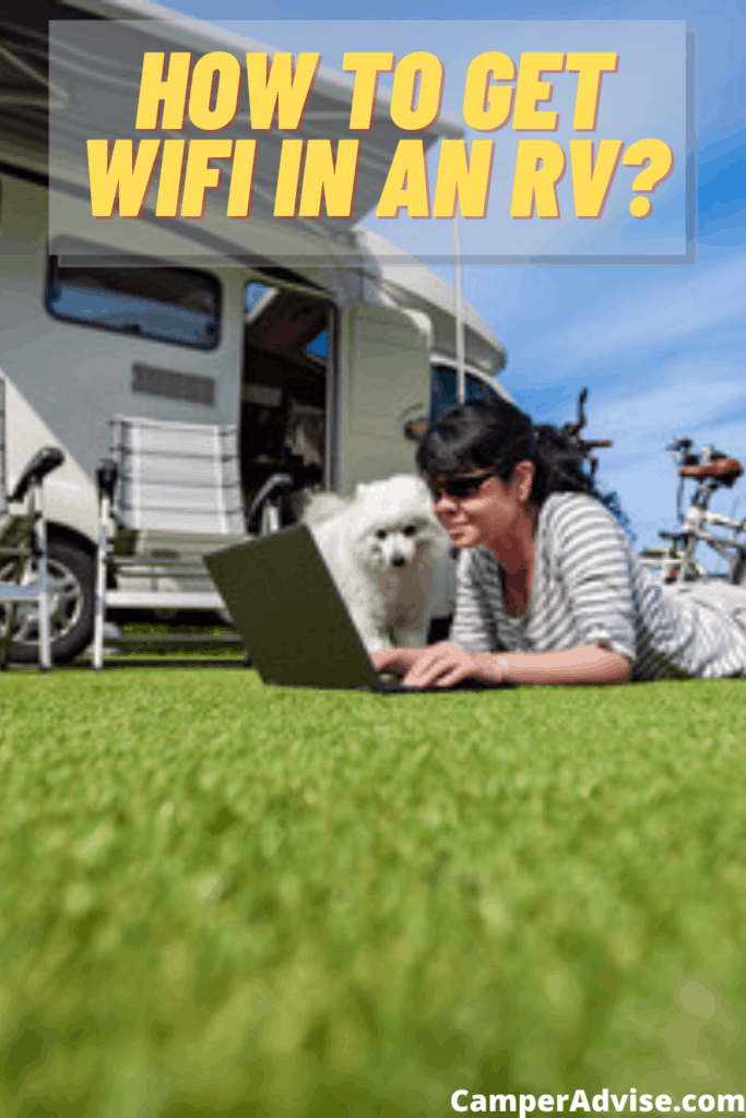 how to get wifi in an rv