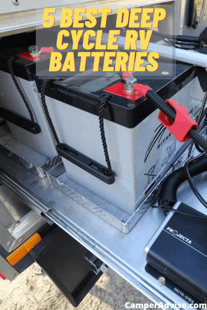 Best Deep Cycle RV Battery