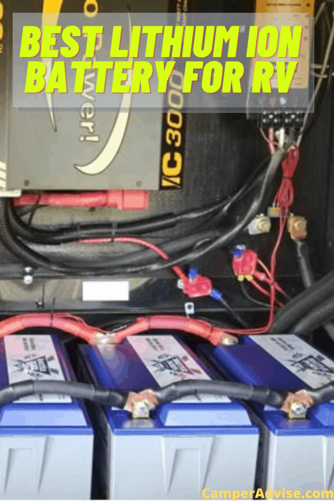 Best Lithium Ion Battery for RV