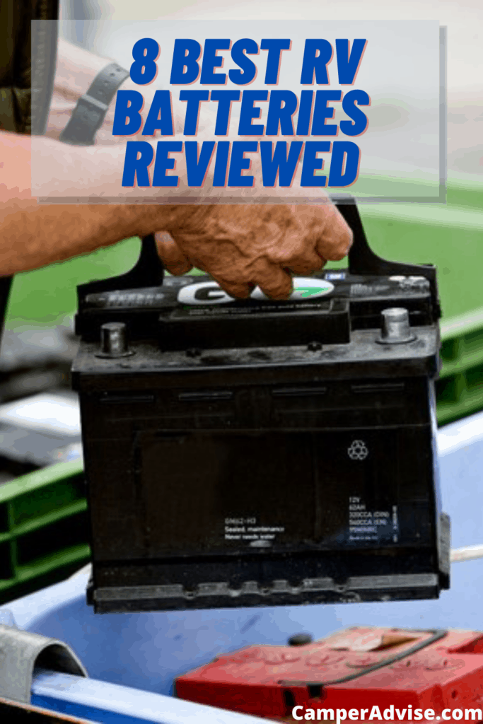 Best RV Batteries