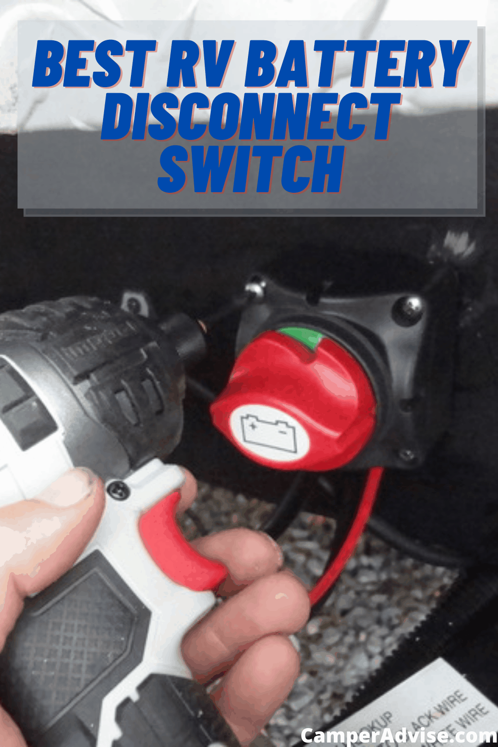 Best RV Battery Disconnect Switch
