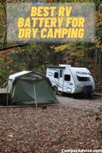 5 Best RV Battery for Dry Camping