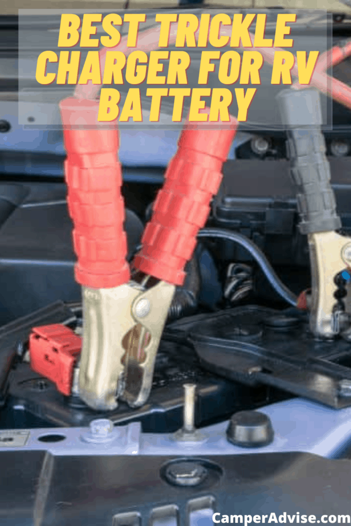 Best Trickle Charger for RV Battery