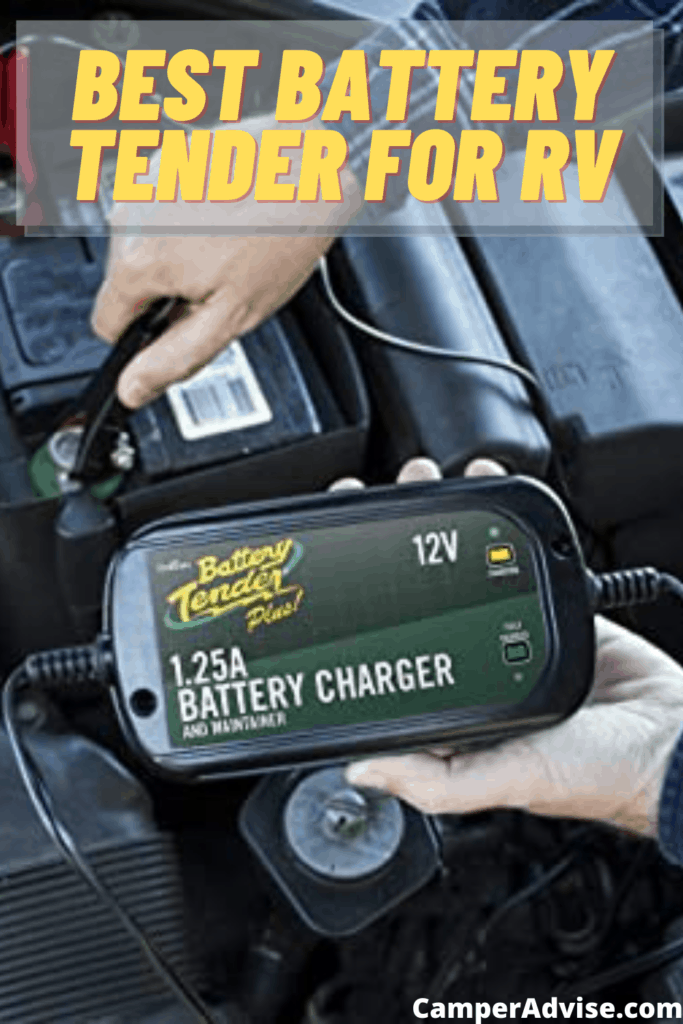 Best Battery Tender for RV