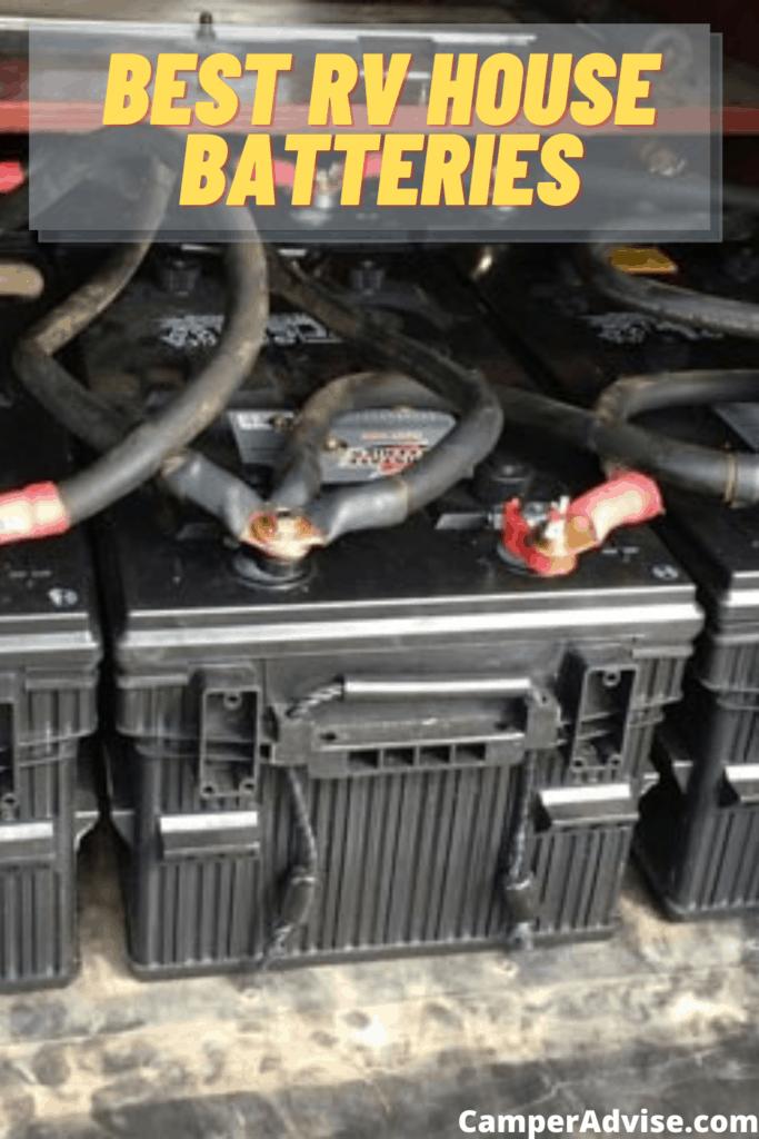 Best RV House Batteries