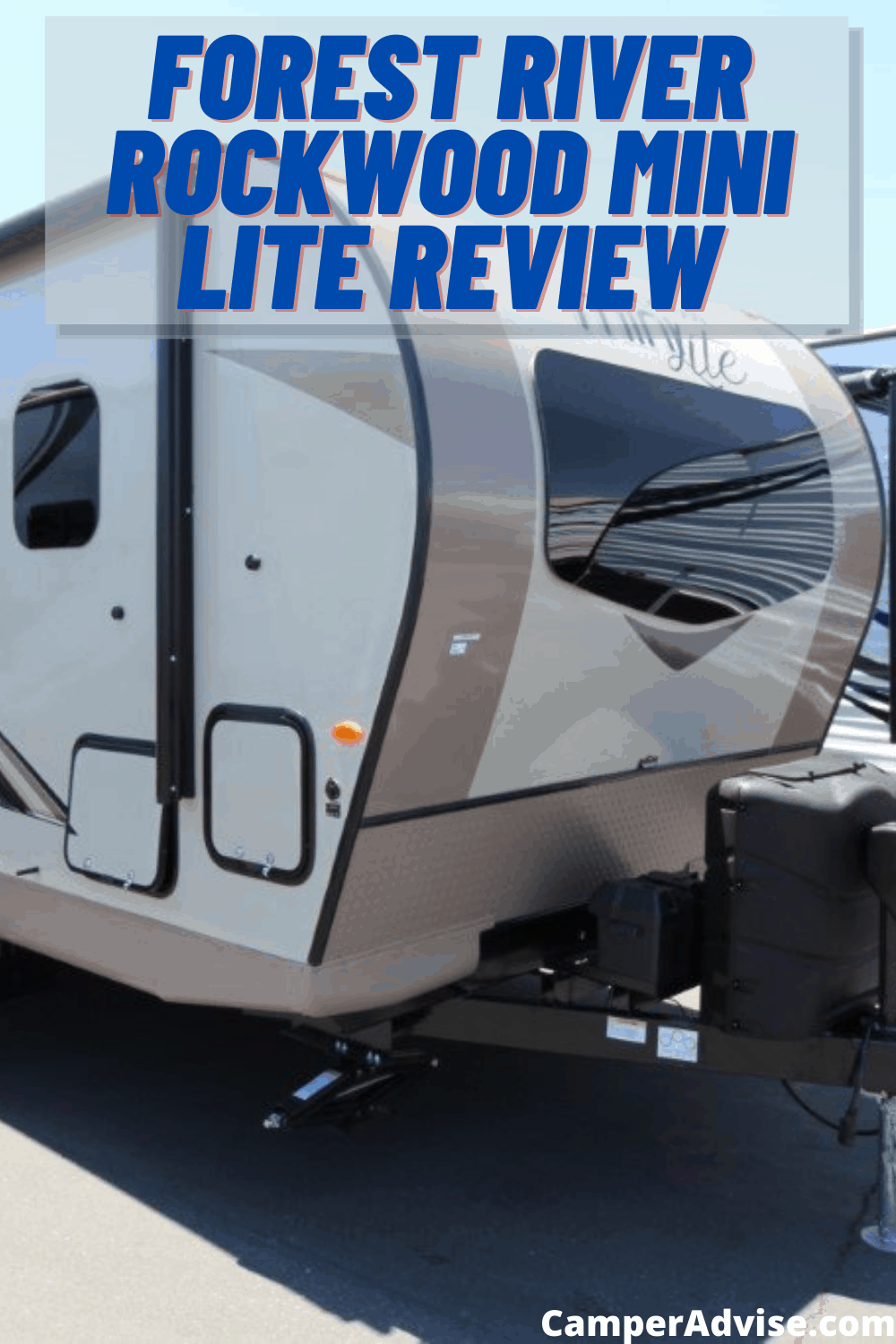 Forest River Rockwood Mini Lite Review