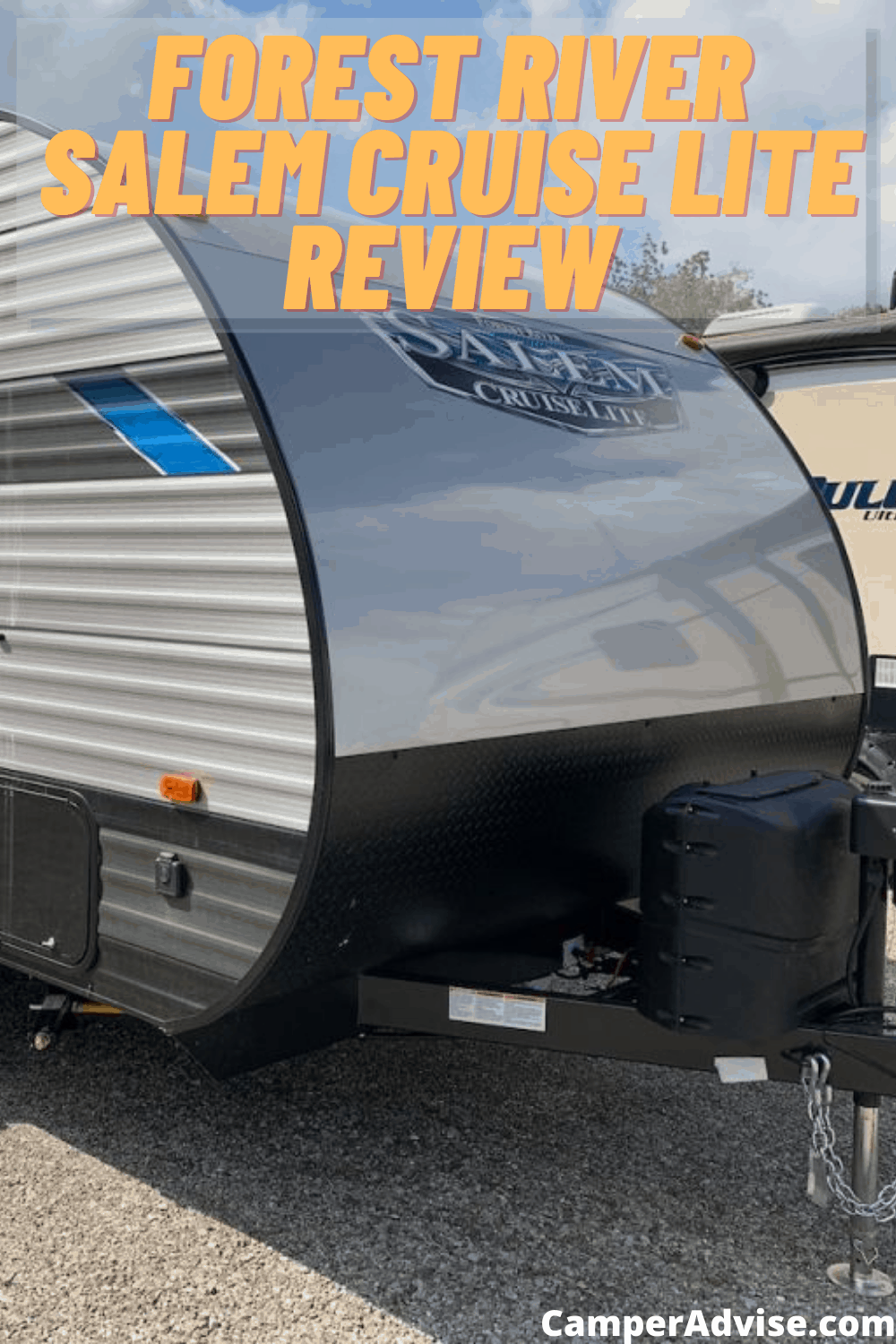 Forest River Salem Cruise Lite Review