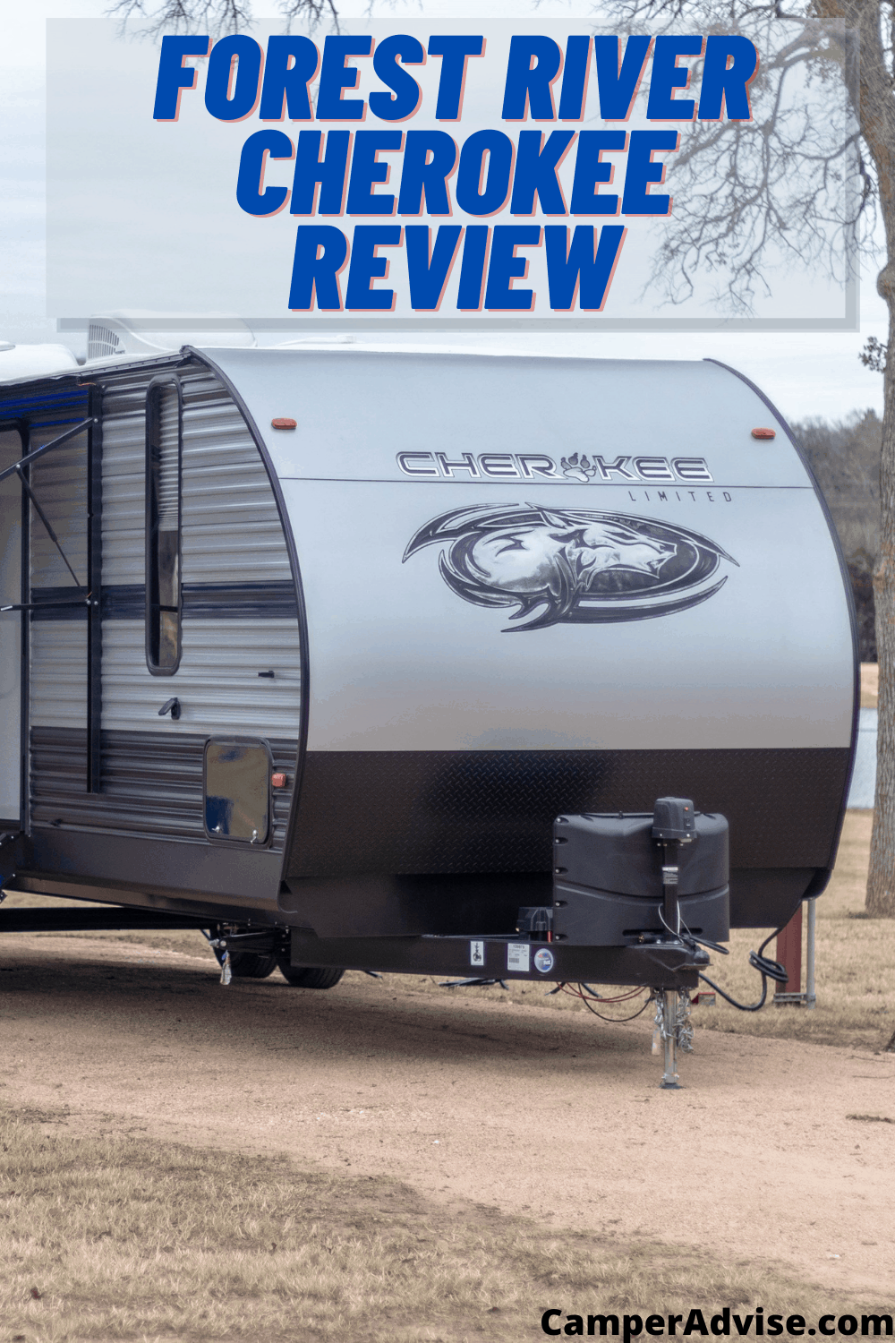 Forest River Cherokee Review