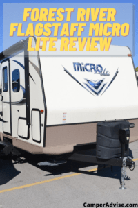 Forest River Flagstaff Micro Lite Review