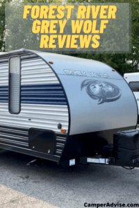Forest River Grey Wolf Reviews