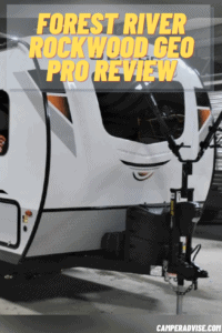 Forest River Rockwood Geo Pro Review