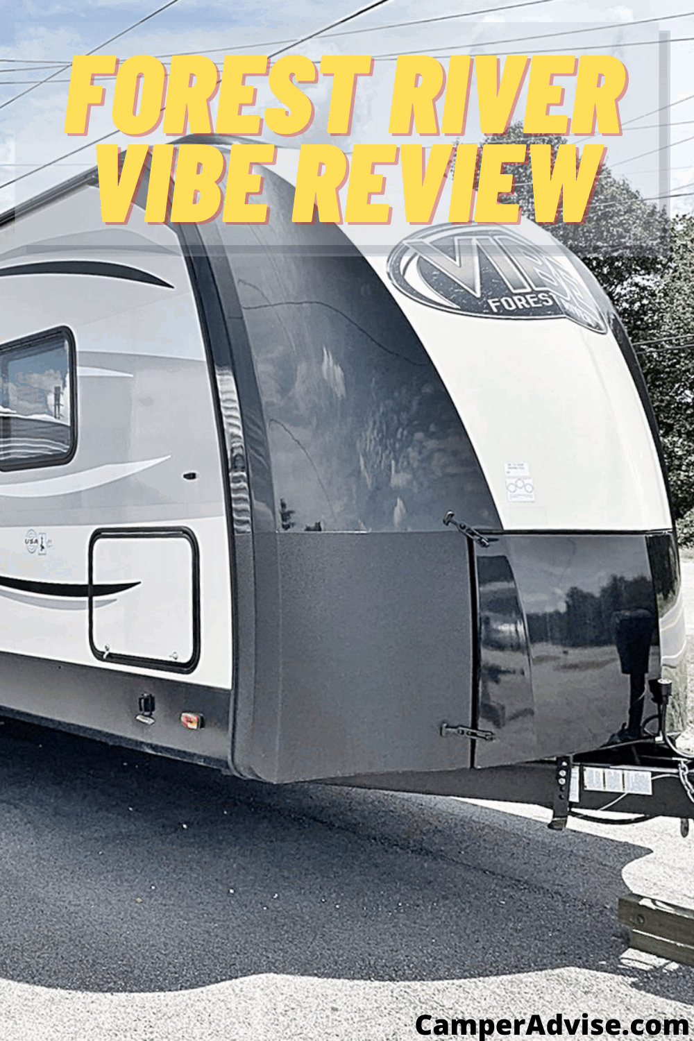 Forest River Vibe Review