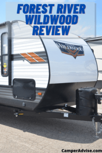 Forest River Wildwood Travel Trailers Review