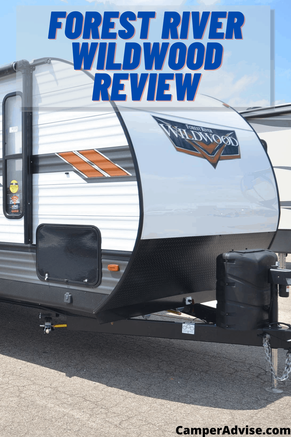 Forest River Wildwood Review