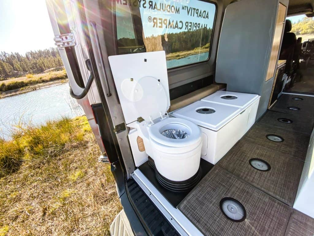 Happier Camper HC1 Bathroom