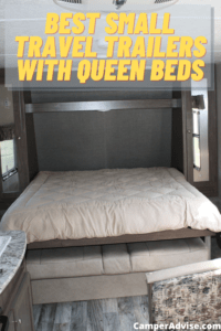 Best Small Travel Trailer with Queen Beds