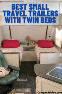Best Small Travel Trailers with Twin Beds