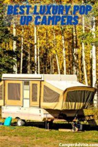Best Luxury Pop Up Camper