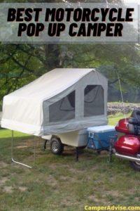 Best Motorcycle Pop Up Camper