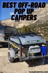 Best Off-Road Pop Up Campers