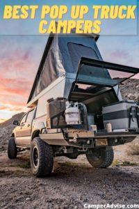 Best Pop Up Truck Campers