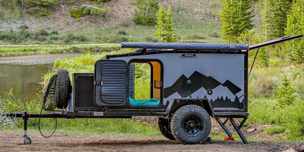 Boreas XT Off-Road Camper
