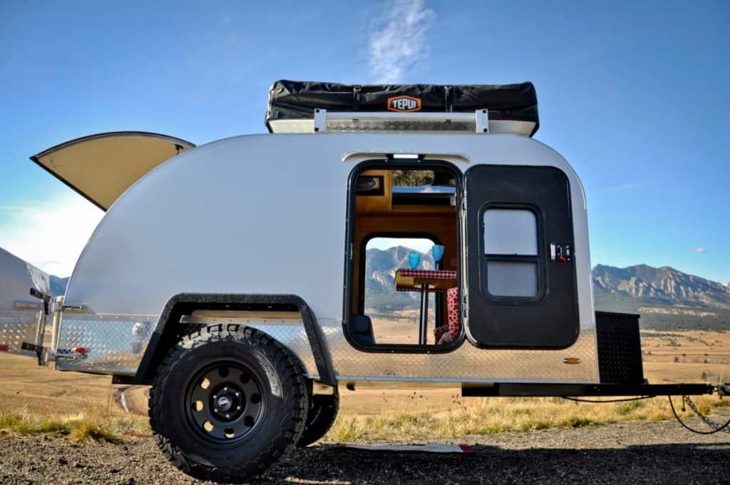 Colorado Basedrop Camper