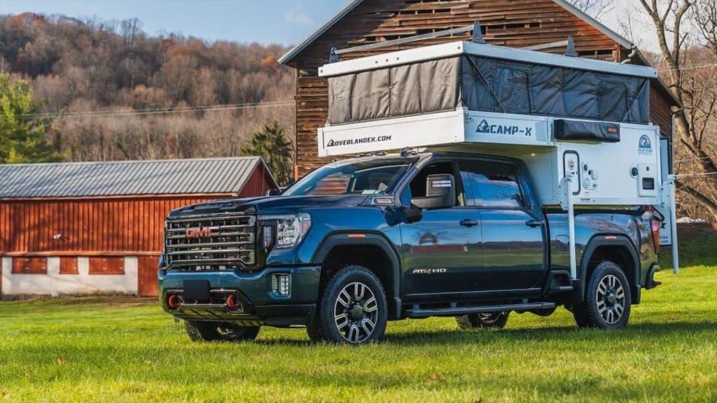 Overland Explorer Vehicles Camp-X