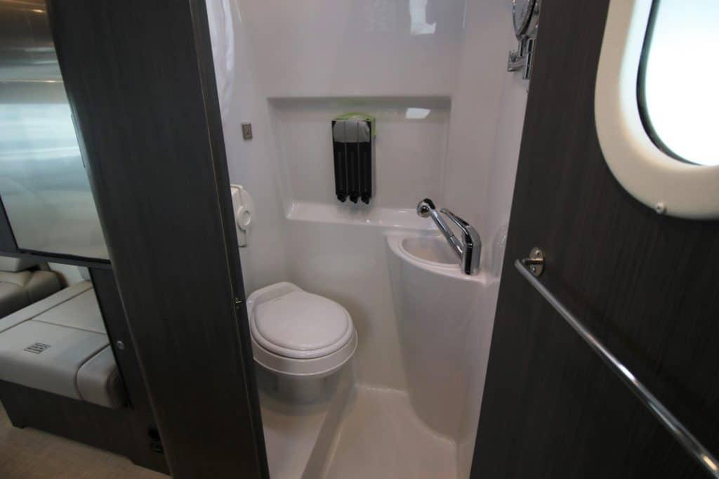 Airstream Interstate 19 Bathroom