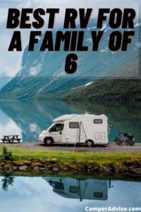 Best RV for Family of 6